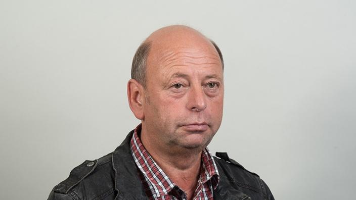 Hartmut Ludwig, Schatzmeister MIT-Potsdam Mittelmark