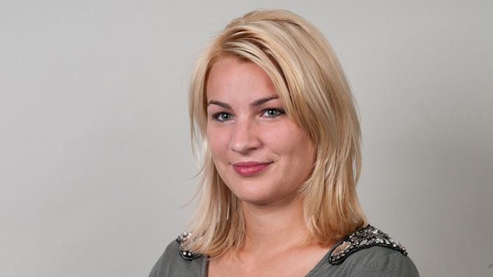Sophie Altmann,  2. Vorsitzende, MIT-Potsdam Mittelmark