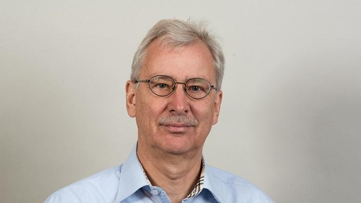 Wolfgang Schulz-Heidorf, Kreisvorsitzender, MIT-Potsdam Mittelmark