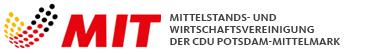 Logo der Mittelstands- und Wirtschaftsvereinigung der CDU Potsdam-Mittelmark